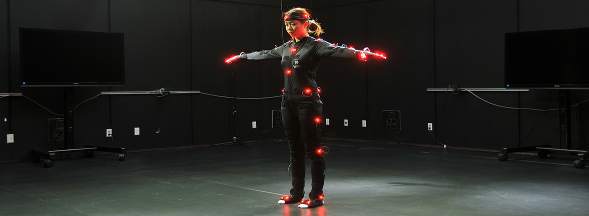 Studio de motion capture